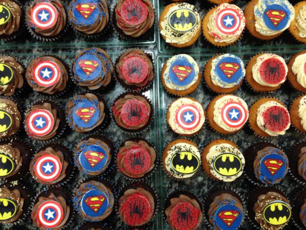 american express superhero