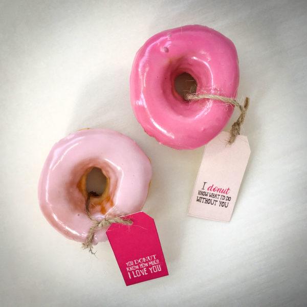 Valentine's Donuts